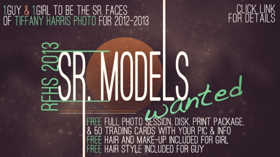 Senior Models Wanted {Senior Photography~Rockport, Texas area}