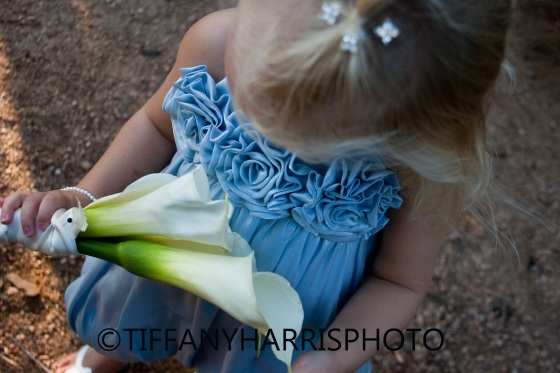 Moma's Flower Girl~Rockport, TX Family Photographer