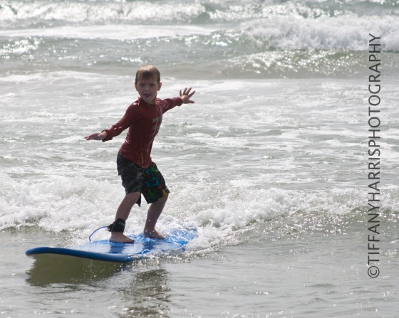Surfing Fun~Rockport, Tx Kids Photographer