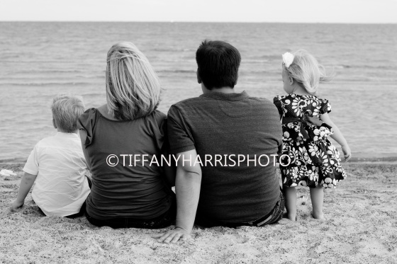 Family Christmas Photo~Family Photographer Rockport Texas