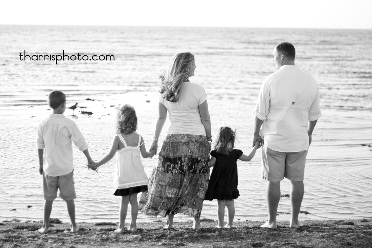 Beach Sunrise Session {Beach/Family/Children-Photography~Rockport, Texas area