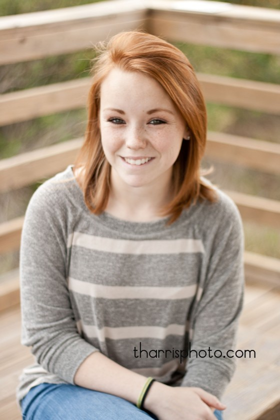 "Miss ""S"" Senior Session {Senior Photography~Rockport, Texas area}"