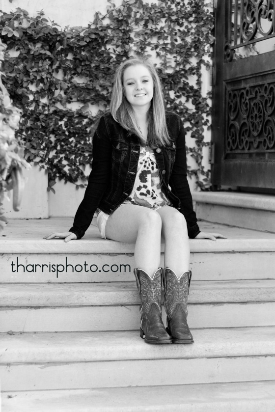 The Beautiful Miss H {Senior Photography~Rockport, Texas area}
