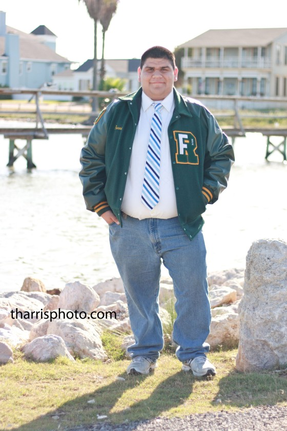 Meet Mr D {Senior Photography~Rockport, Texas area