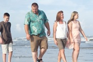 An Evening at the Beach {Family Photography~Rockport, Texas area}