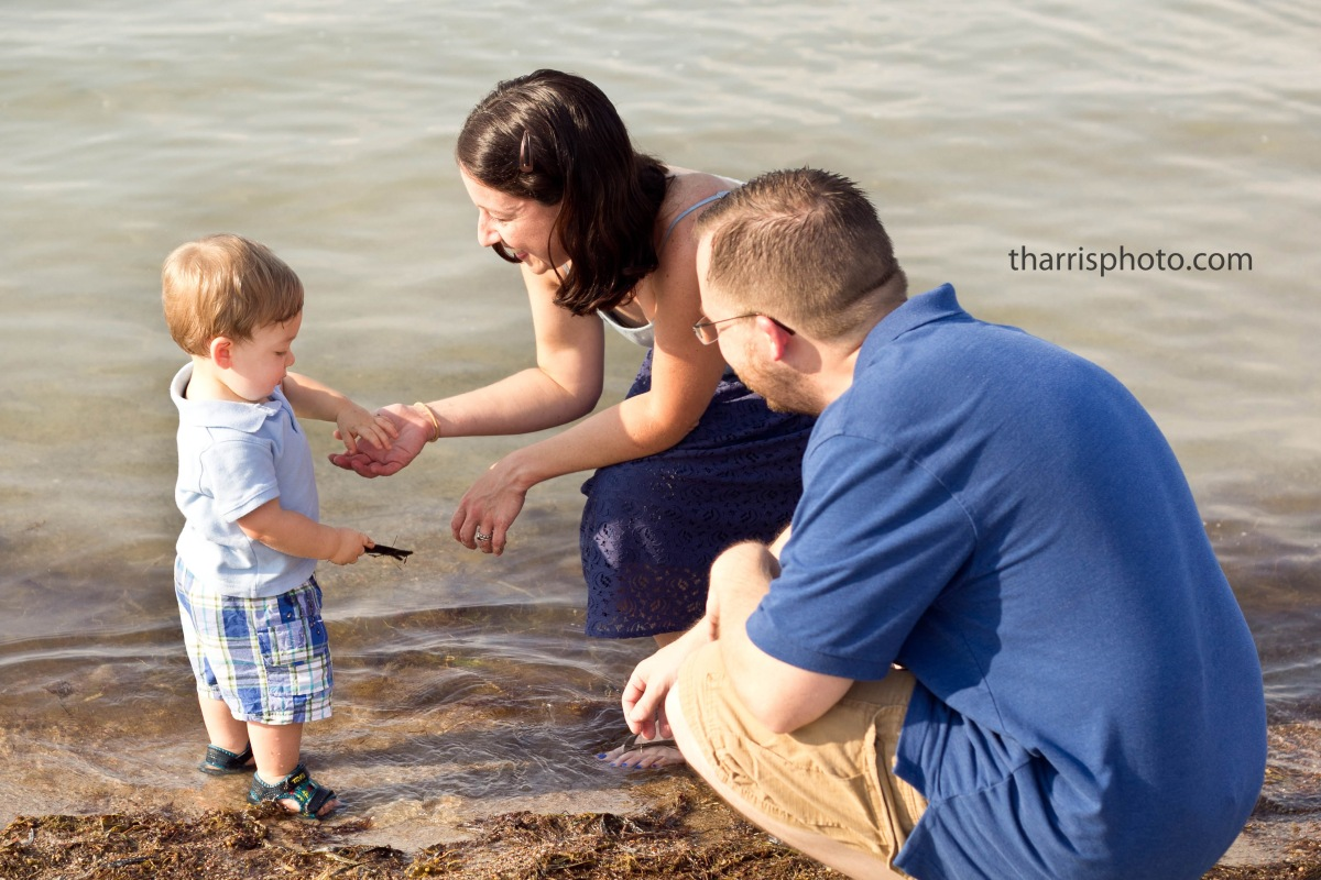 Family Beach Session {Family/Child Photography~Rockport, Texas area}